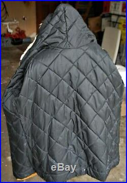 Beautiful! 1960s Alaska Native Eskimo Parka Corduroy Coyote Fur Hood Tailor Made