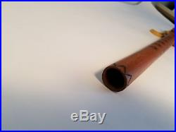 Hand Made & Signed Native American Flute By Chief Arthur Two Crows