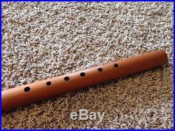Native American Flute Custom Made By Butch Hall