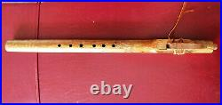 Native American Flute Dm made by Elemental flutes Made of Exotic Mango