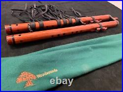 Native American Flute by Woodsounds (hand-made)