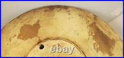Native American Indian Style Seed Pot 17 Large Made of Wood