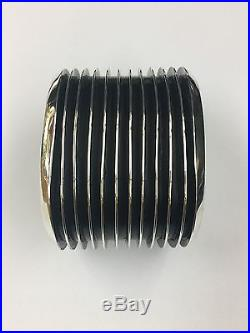 Native American Navajo Indian Hand Made S Silver Cuff Bracelet Tom Hawk Design