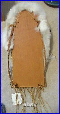 Native American Papoose hand made (Cradleboard)