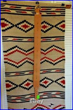 Native American Regalia Nakoda Made KetuklaTRADITIONAL BRASS CONCHO BELT