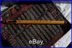Native american flute low E made by Willow Freeman